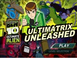 Ben 10 Ultimate Alien: Ultimatrix Unleashed - Juegos de Ben 10 omniverse