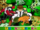 Ben 10: Addition Puzzle - Juegos de Ben 10 Ultimate Alien