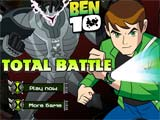 Ben 10: Total Battle - Juegos de Ben 10 Ultimate Alien