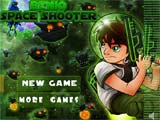 Ben 10: Space Shooter - Juegos de Ben 10 Ultimate Alien