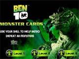 Ben 10: Monster Cards - Juegos de Ben 10 Ultimate Alien
