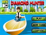 Ben 10: Diamond Hunter - Juegos de Ben 10 Ultimate Alien