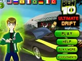 Ben 10: Ultimate Drift - Juegos de Ben 10 Ultimate Alien