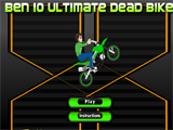 Ben10 Ultimate Dead Bike - Juegos de Ben 10 Ultimate Alien